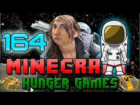 Minecraft: Hunger Games w/Mitch! Game 164 - Astronauts!