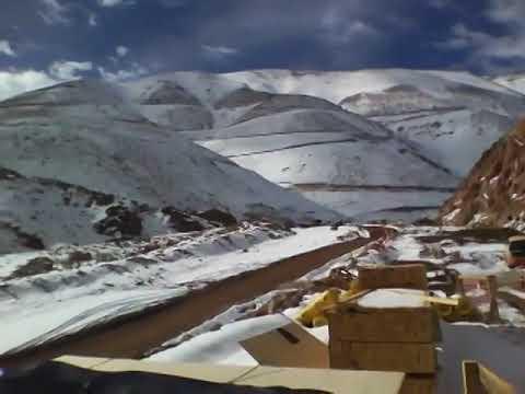 Caserones proyecto, instalaciones Salfa 2011
