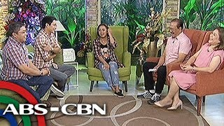 "UKG: Donna graces us some ""hugot"" lines"