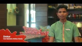 Club Mahindra Holiday Interview Shoot🎥🎥