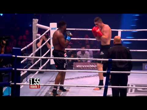 GLORY 9 Superfight Series - Rico Verhoeven VS Errol Zimmerman