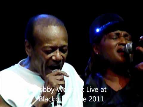 Bobby Womack Live at Blackburn June 2011