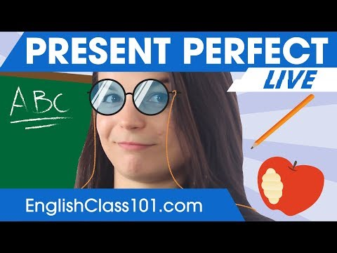 Present Perfect Tense - Learn English Grammar 🔴