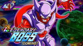 TRANSFORMATION BOOST & EZA INT JANEMBA VS. THE LEGENDARY GOKU EVENT! (DBZ: Dokkan Battle)