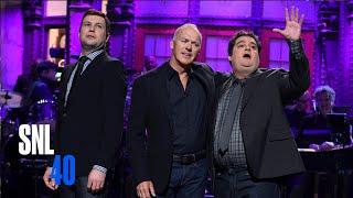 Michael Keaton Tribute Monologue - SNL