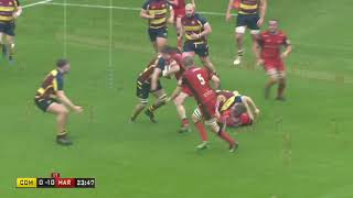Alex Gibson rugby highlights