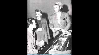 Watch Bing Crosby People Will Say Were In Love video