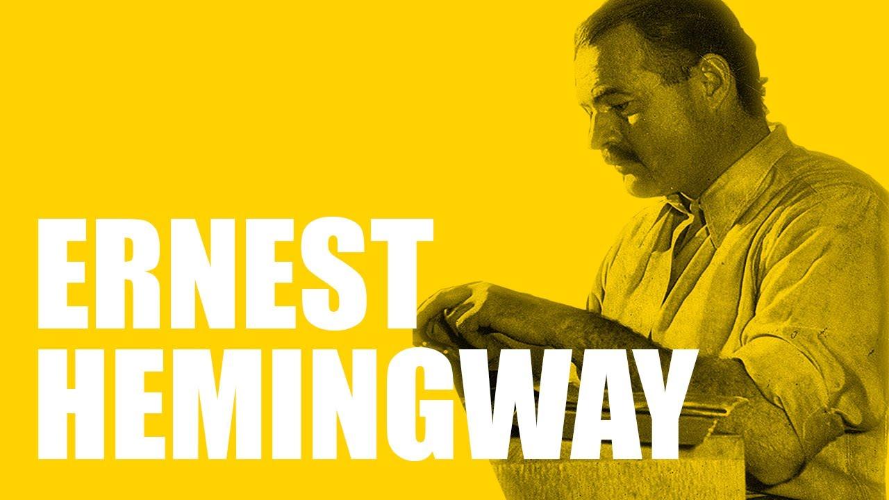 Hemingway ernest biography