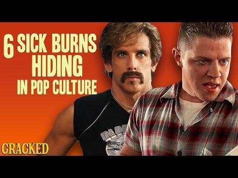 6 Sick Burns Hiding In Pop Culture
