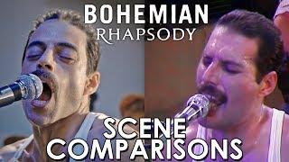 Baixar Bohemian Rhapsody (2018) - scene comparisons