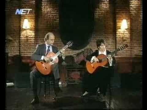 John Duarte: Zagoresios (Greek Suite) - Evangelos&Liza guitar duo