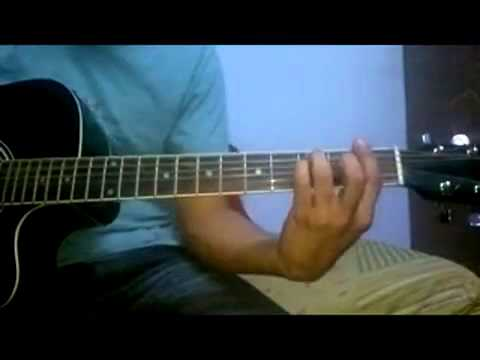 Tanha dil guitar chords lesson Shaan