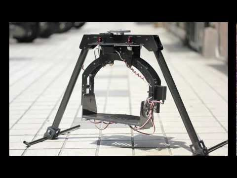 Camera Mount Gimbal (3 Axis control)