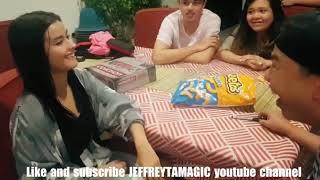JEFFREY TAM magic with LIZA SOBERANO & ENRIQUE GIL part 1
