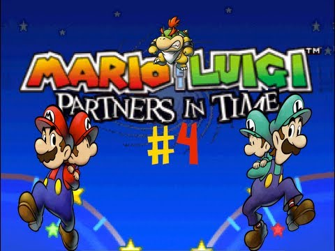 Let's Play Mario und Luigi - Partners in Times [German] Part4 Simon Desue Beim Promidinner WTF [HD]