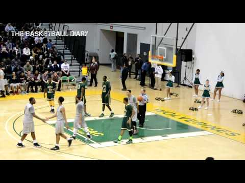 St Benedict's Preparatory (New Jersey) Vs Roselle Catholic High School (New Jersey) [Full Game] - 02/13/2014