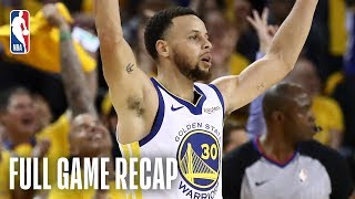 CLIPPERS vs WARRIORS | Stephen Curry Shows Out With an Unreal 38pt 15reb Performance | Game 1