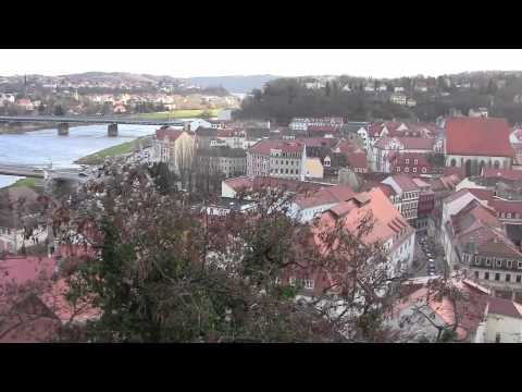 Meißen, Saxony, Germany - 17th December, 2011