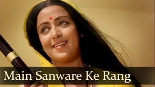 Main Sanware Ke Rang Video Song from Meera