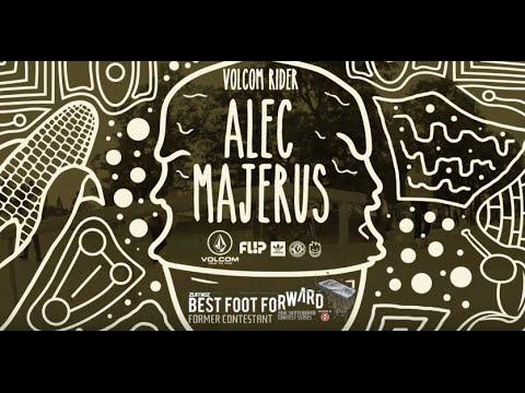 Alec Majerus: Volcom x Zumiez