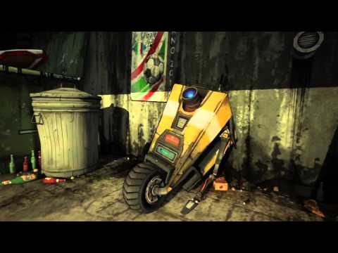 Borderlands 2: Claptrap web series: season 2, episode 2