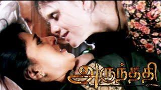 Arundhati | Arundhati Tamil full movie scenes | Sonu Sood comes out of the Tomb | Anushka