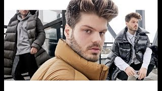 How to Style Puffer Jackets | Men's Winter Fashion
