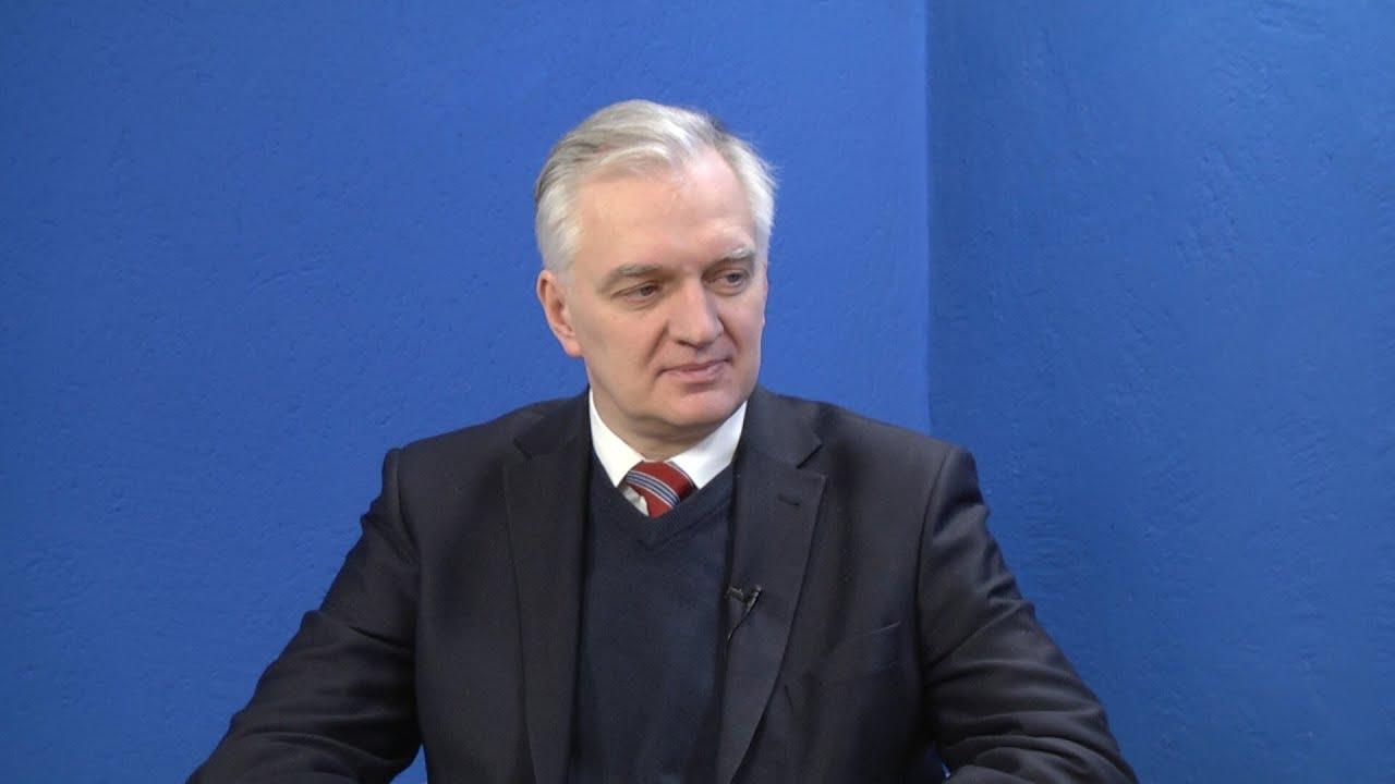 Jarosław Gowin - Rozmowy Prowincjonalne