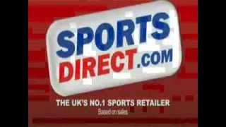 Спортивная одежда из Англии Sportsdirect. Посредник в Англии EUCO.RU