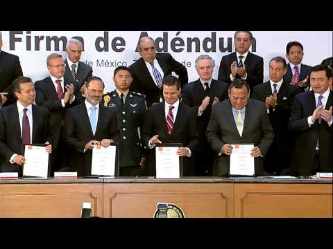 Primer Informe de Gobierno Presidente Peña Nieto La Patria es Primero