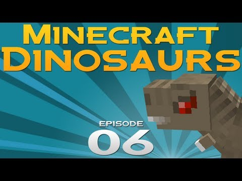 Watch Minecraft Dinosaurs! - Episode 6