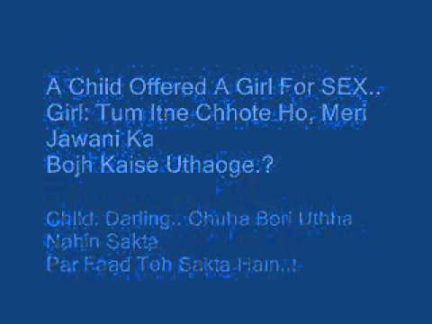 Hindi Non Veg Jokes video