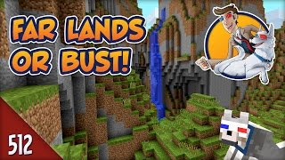Minecraft Far Lands or Bust - #512 - The Notch of Notch