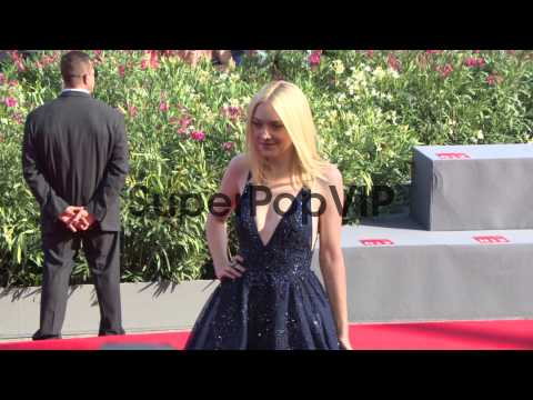 Dakota Fanning at 'Night Moves' Red Carpet on Augu on Aug...