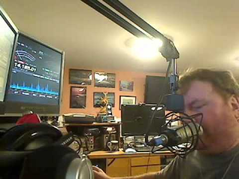 DP0GVN Antarctica amateur radio station