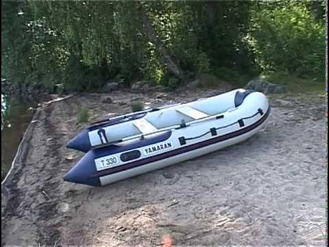 Лодки YAMARAN -2 часть