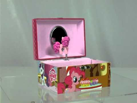 My Little Pony Musical Jewellery Box Youtube