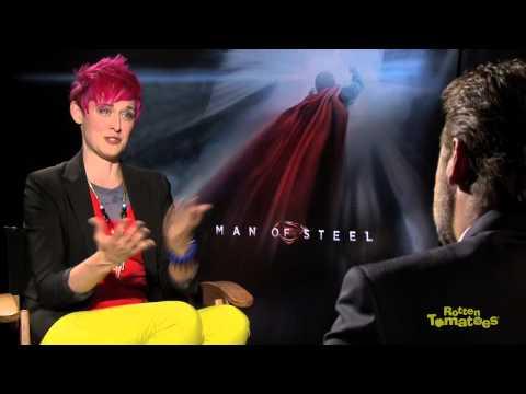 Man of Steel Interviews - Henry Cavill, Amy Adams, Russell Crowe, & more