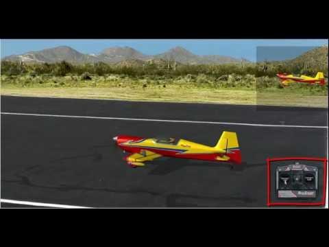 Flugstunde #2- Wie man mit RC Flugzeugen gut landet.