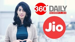 Reliance Jio's 'Happy New Year' Offer, Download From Netflix, and More (Dec 1)