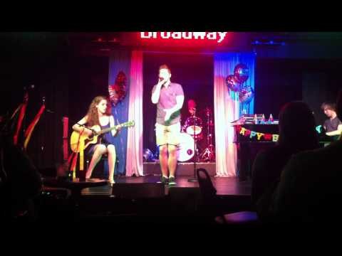Eric Michael Krop and Zoe Sarnak If I Close My Eyes- TheWD