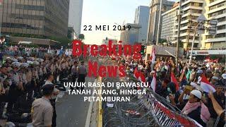BREAKINGNEWS - LIVE Terkini Situasi di Beberapa Titik Jakarta