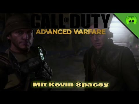 COD ADVANCED WARFARE # 2 - Mit Kevin Spacey «» Let's Play Call of Duty Advanced Warfare | 60HD