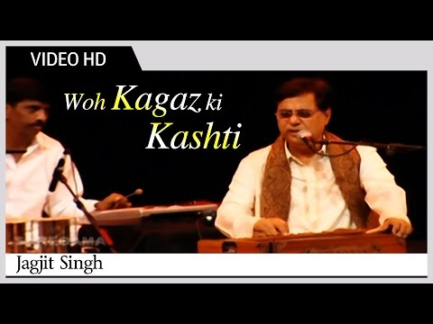 Woh Kagaz Ki Kashti | Live In Sydney | Ghazal Video Song | Jagjit...