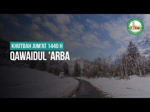 Rasulullah ﷺ Berinteraksi dengan Kerabat-Kerabatnya #2 - Ustadz Khairullah Anwar Luthfi, Lc