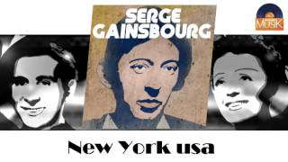 Watch Serge Gainsbourg New York Usa video