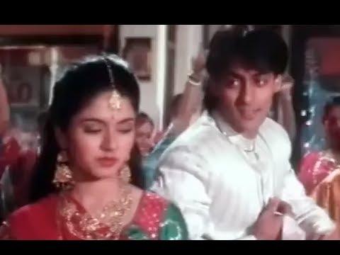 Salman Khan& Bhagyashree - Antakshari - Maine Pyar Kiya