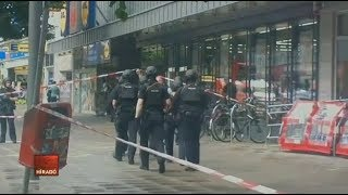 Ismert szélsőséges iszlamista volt a hamburgi késes támadó