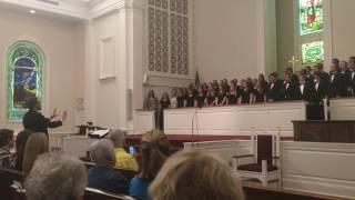 Download Lagu Chris Mumaw Directs Roanoke College Choir Gratis STAFABAND