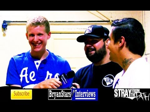 Stray From The Path Interview MUST SEE Underoath Tour 2011 Music Videos